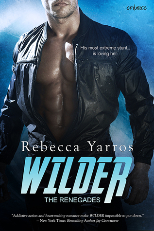 Wilder (The Renegades, #1) Books