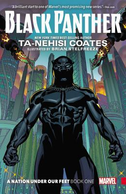 Black Panther: A Nation Under Our Feet, Book 1 Books