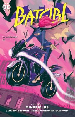 Batgirl, Vol. 3: Mindfields Books
