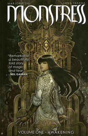 Monstress, Vol. 1: Awakening Books