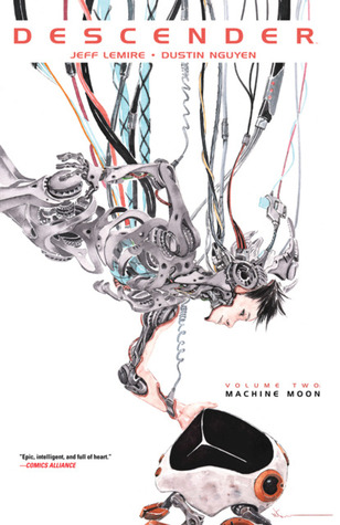 Descender, Vol 2: Machine Moon Books