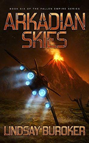 Arkadian Skies (Fallen Empire, #6) Books