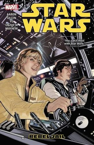 Star Wars, Vol. 3: Rebel Jail Books