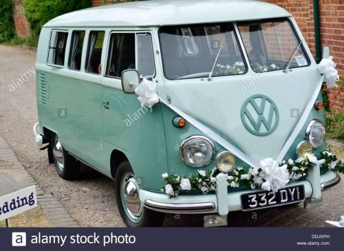 Medium Of Vw Camper Van