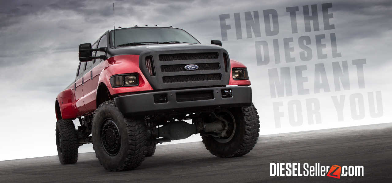 Find Diesel Trucks - Diesel Sellerz