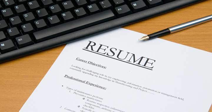 Tips to Build a Solid Business School Application Resume - Expert