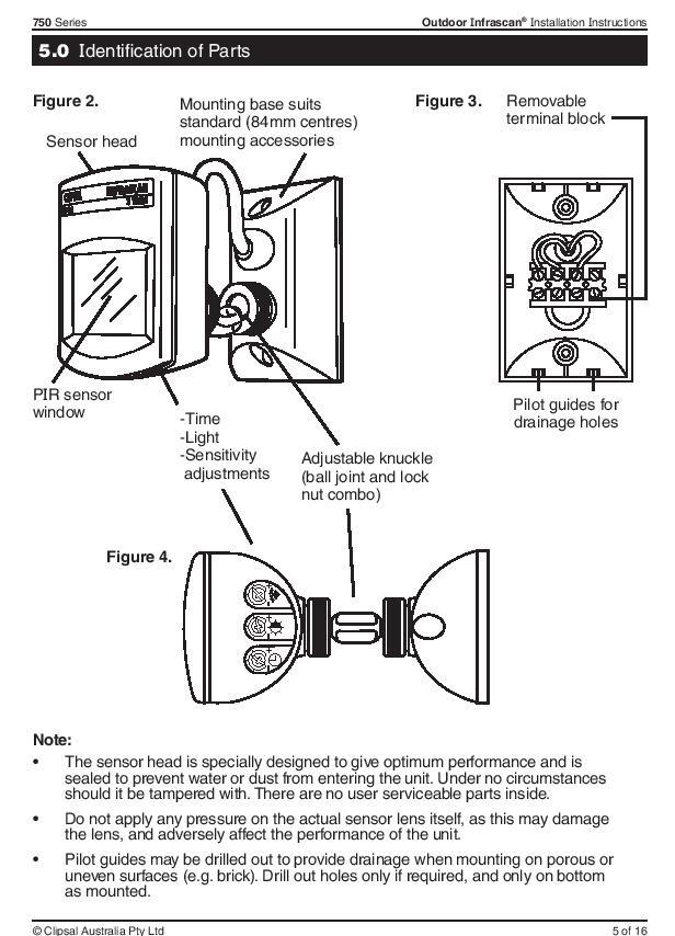 110 Razor Wiring Diagram Clipsal 3 Wire Infrascan