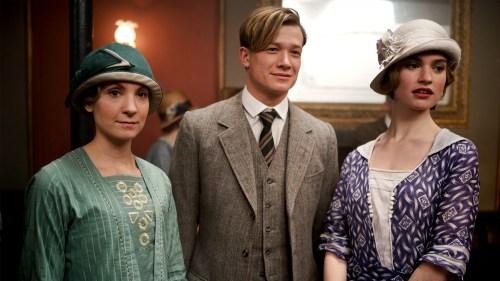 Medium Of Downton Abbey Rose