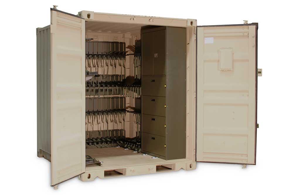 Public Safety Lockers Bradford Systems