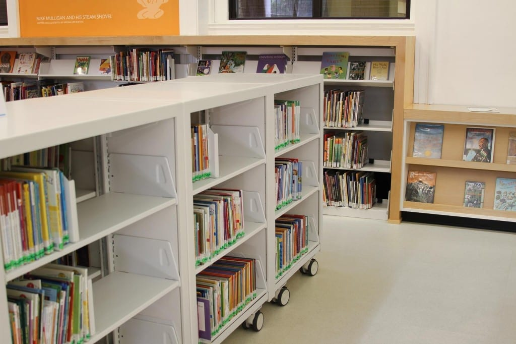 Library Storage Solutions Children39s Library Space