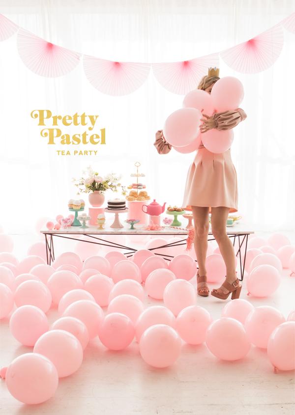 Pretty Pastel Tea Party