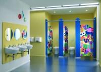 Washroom design goes back to school   Specification Online