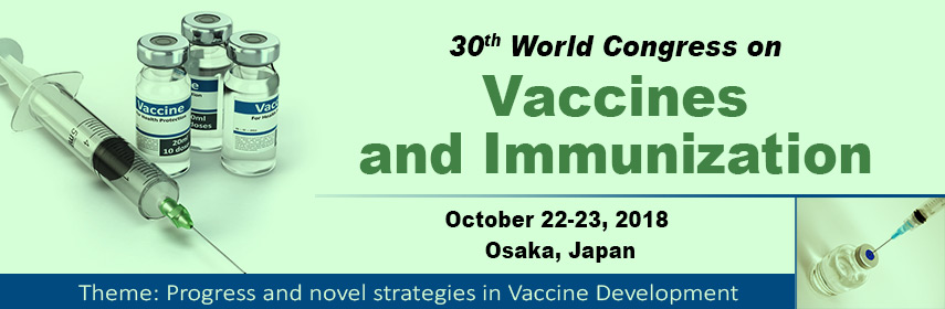 Vaccines Congress 2018 Vaccines Conferences Immunology