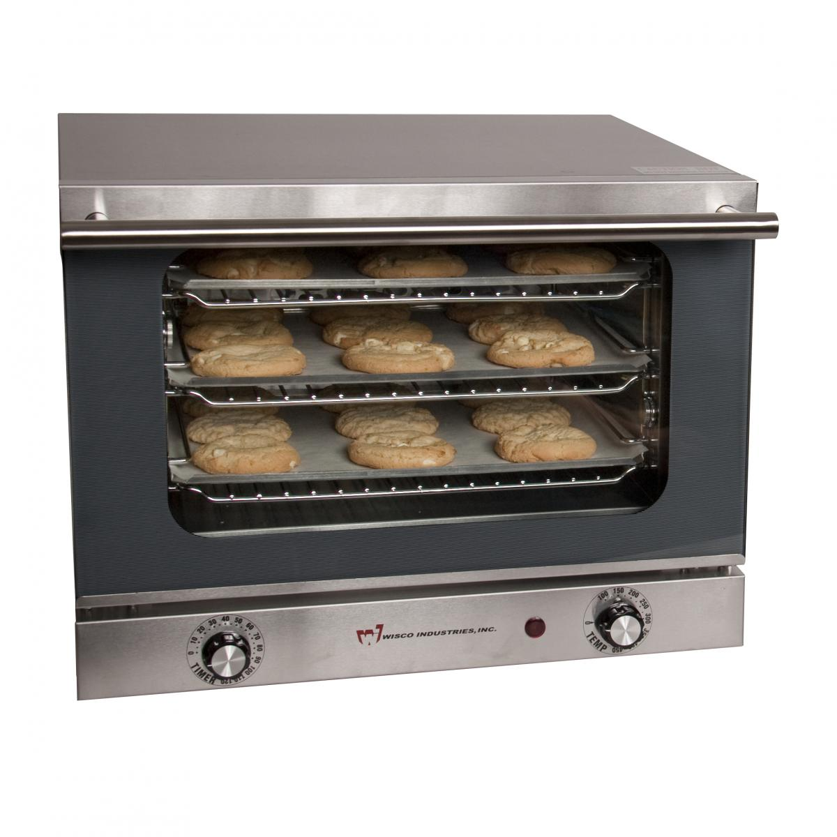 Convention Oven Wisco 620 Analog Convection Oven Foodpros