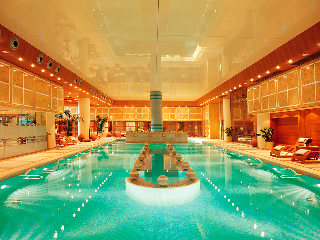 Divani Palace Acropolis Gym Divani Apollon Palace And Thalasso Athens 5 Greece