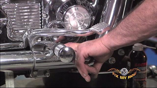 Harley Cam Chain Tensioner Failure! Fix My Hog Video