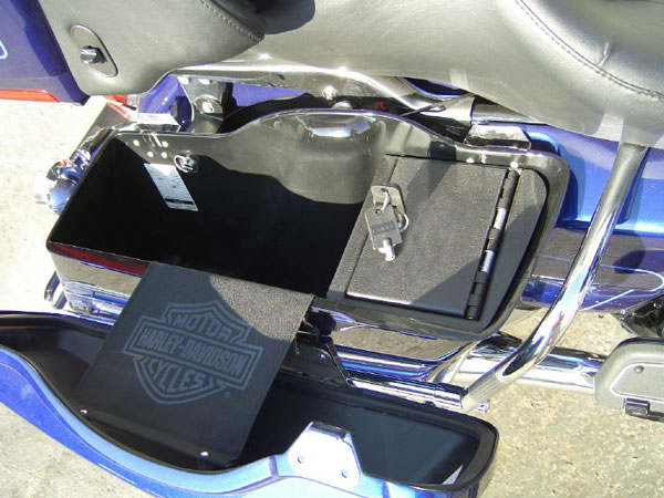 Easy Rider Motorcycle Concealed Carry