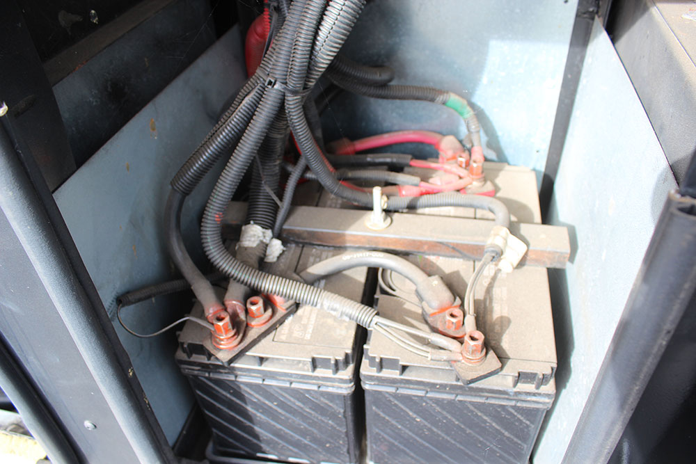 Fleetwood Rv Wiring Diagram  Fleetwood Bounder Battery