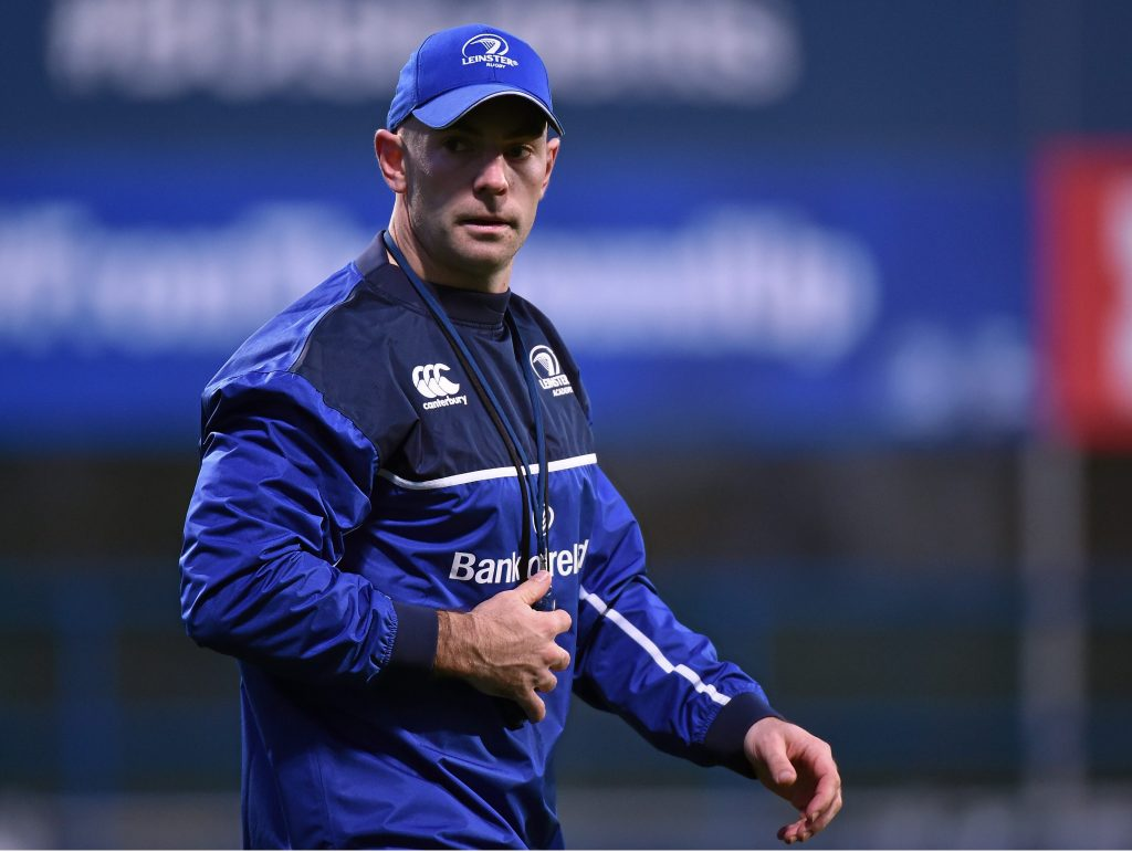 Hugh Hogan Leinster Rugby Hogan Expecting Tough Moseley Challenge
