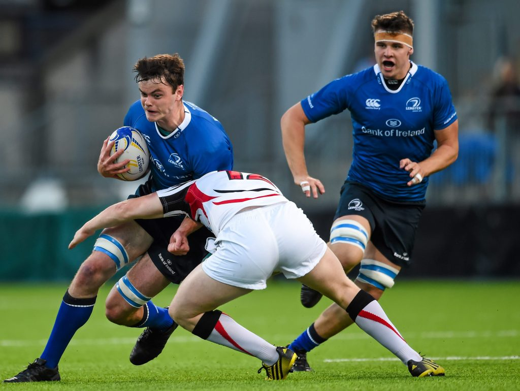 Hugh Hogan Leinster Rugby Leinster U20s Finish Campaign With Win