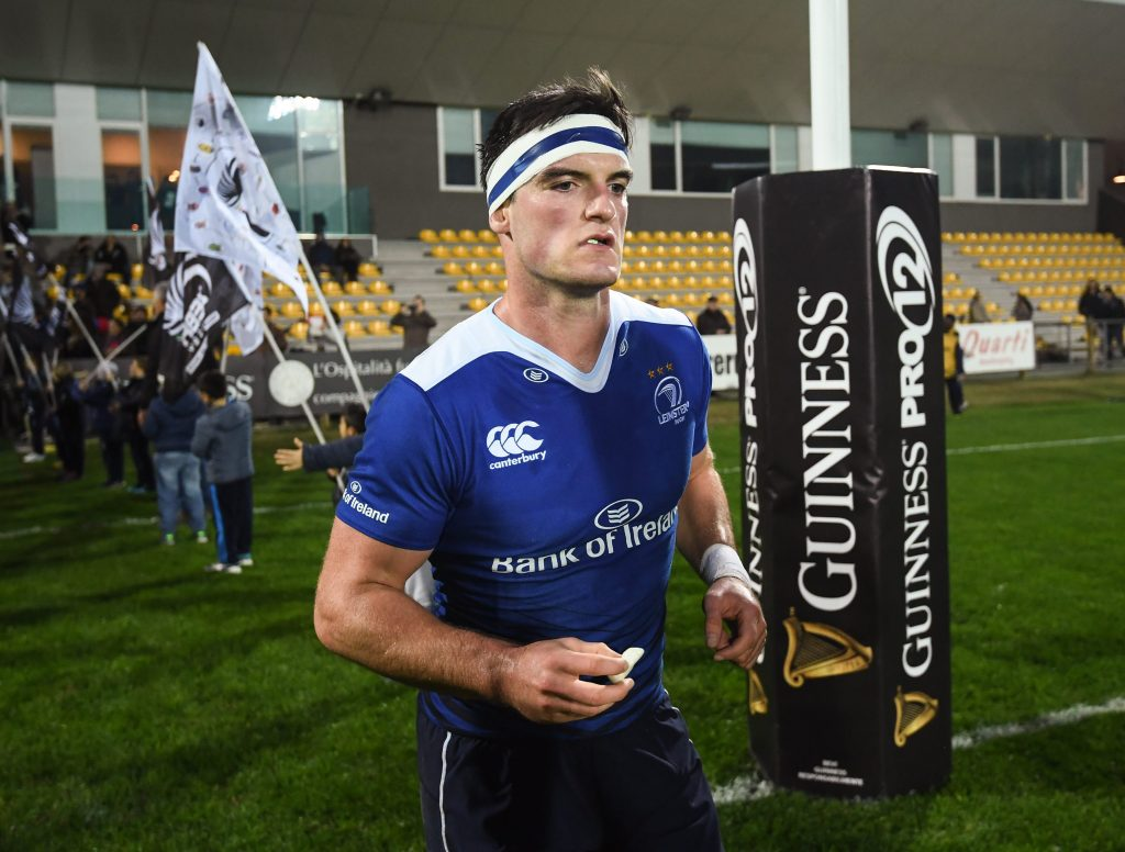 Hugh Hogan Leinster Rugby Leinster A Team To Face Scarlets