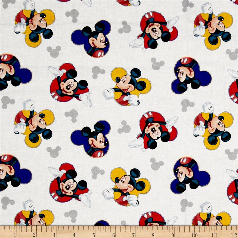 Disney Mickey Disney Mickey Traditional The One And Only White