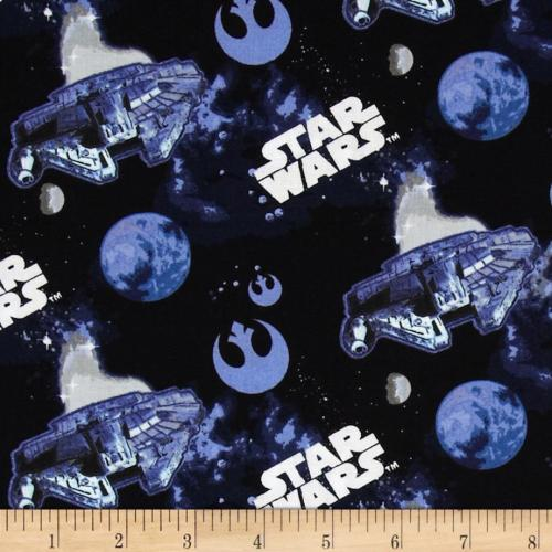 Medium Crop Of Star Wars Fabric