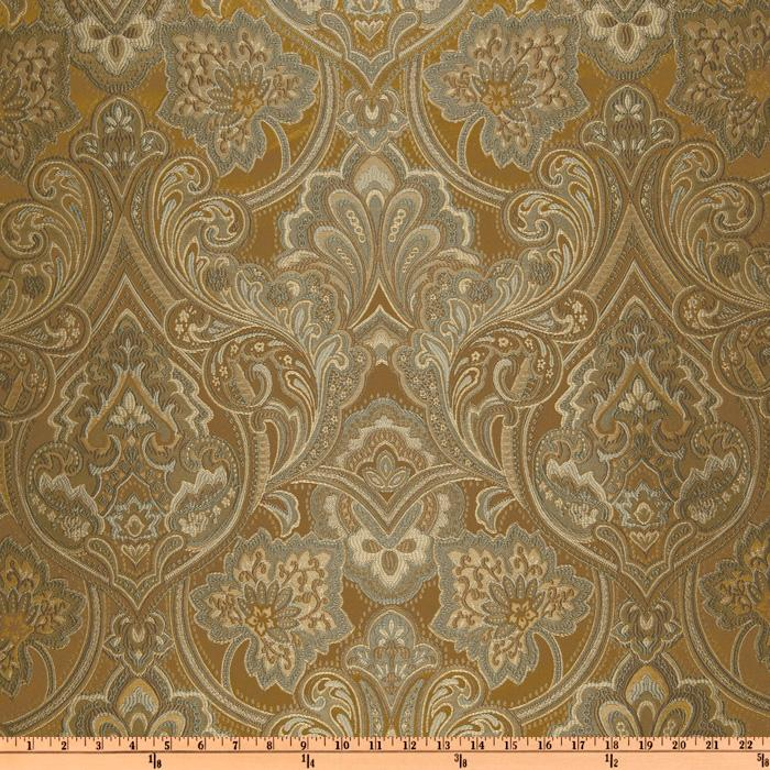 Black Velvet Damask Wallpaper Eroica Hollyhock Damask Jacquard Cappuccino Discount