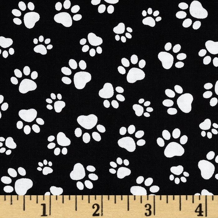 Black and White Fabric - Quilt Fabric by the Yard Fabric