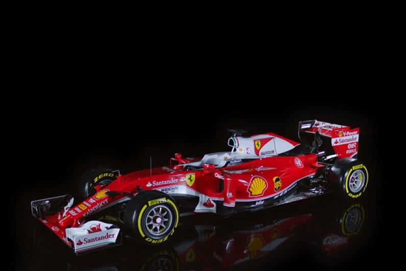 Ferrari Launches Its 2016 Formula 1 Car The Sf16 H F1