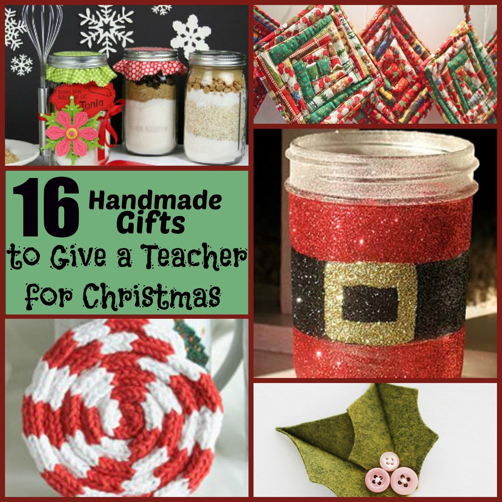 Christmas Teacher Gift Ideas From Amazon Teacher Gifts Homemade ...