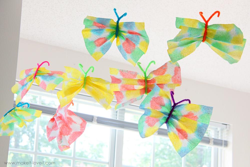paper flower crafts for kindergarten