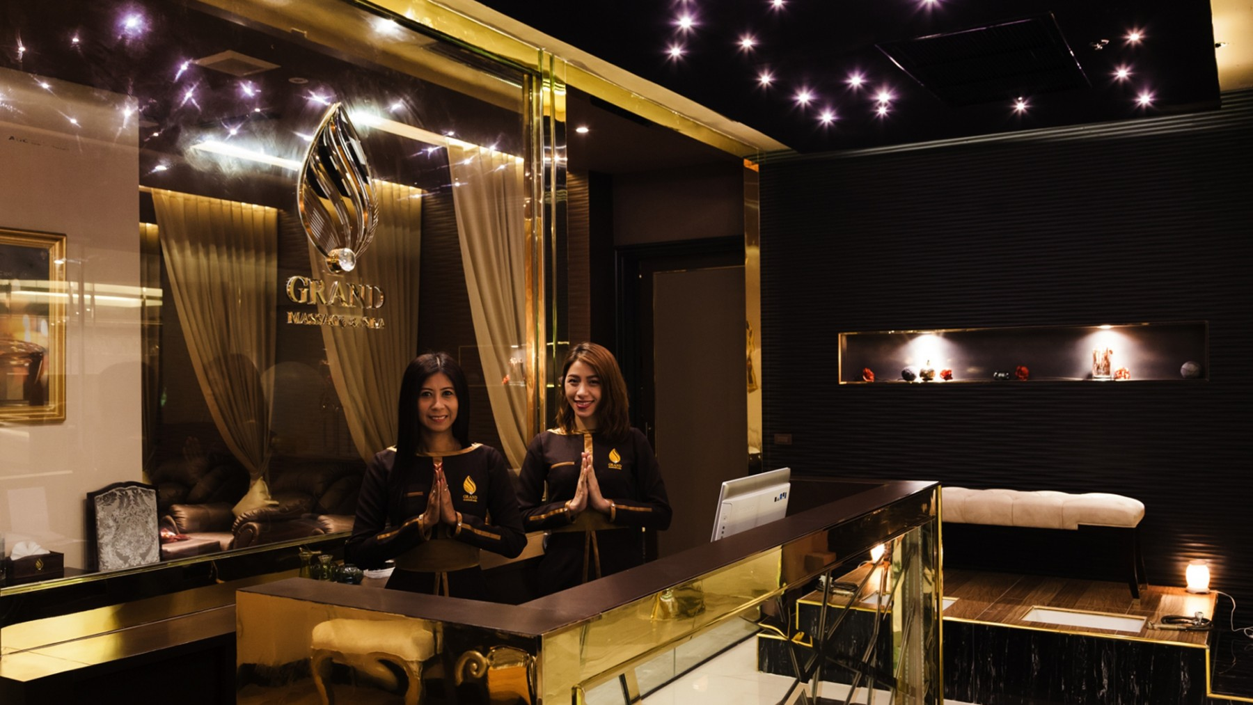 Salon De Massage Nimes Grand Massage And Spa Grand Sukhumvit Hotel Bangkok
