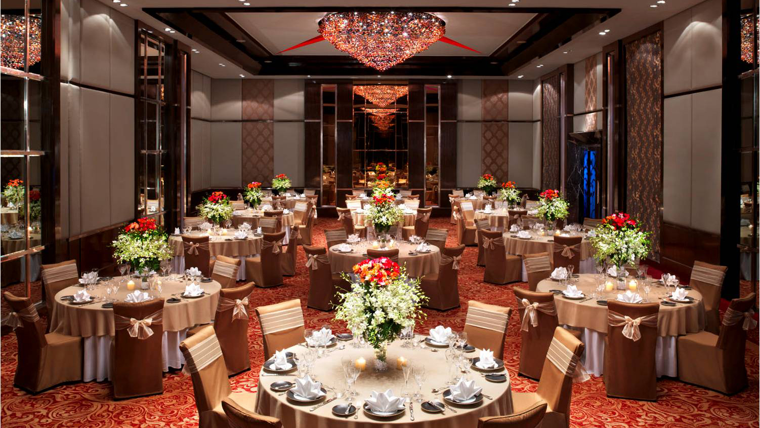 Grand Salon Sofitel Mumbai Bkc Grand Salon Ballroom