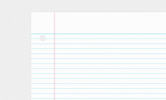 College Ruled Notebook Paper PSD Allur - notebook paper download