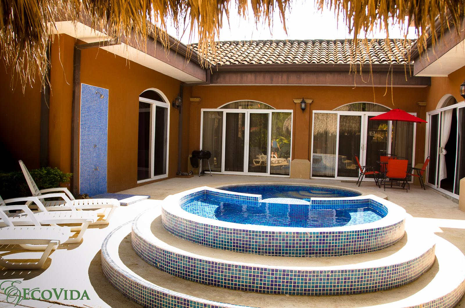 Cash Pooling Y Precios De Transferencia Ecovida Casa De Los Sueños With Private Pool Walk To The Beach