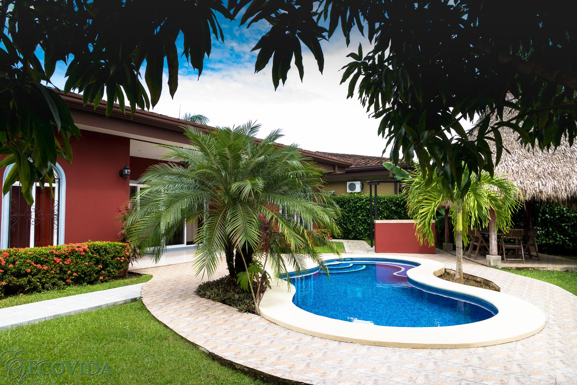 Cash Pooling Y Precios De Transferencia Ecovida Casa Oasis With Private Pool Walk To The Beach