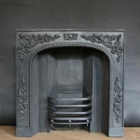 For Sale Antique Georgian Fireplace Insert- SalvoWEB UK