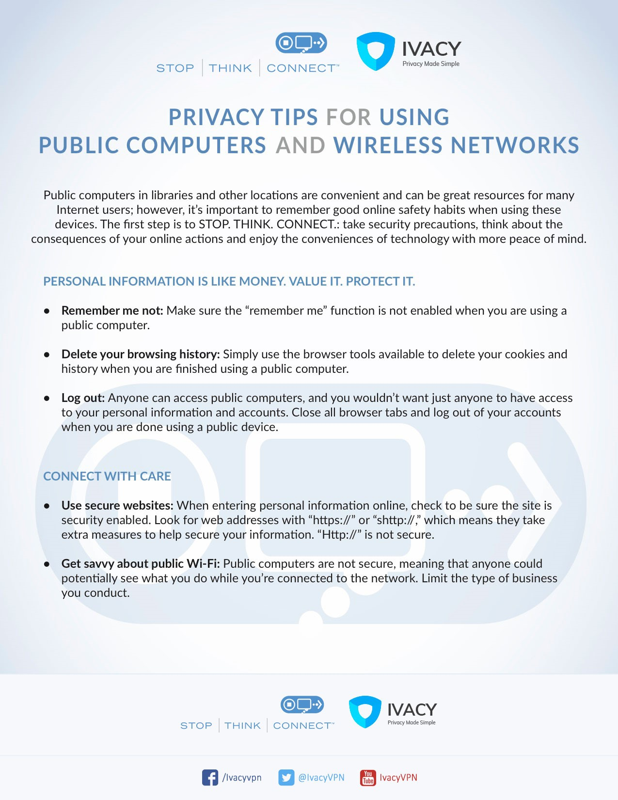 Public Tips Privacy Tips For Public Wi Fi And Computers