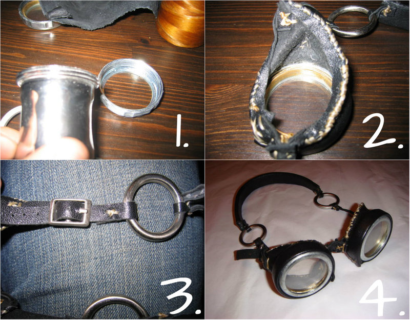 5 Easy Steampunk Do It Yourself Projects