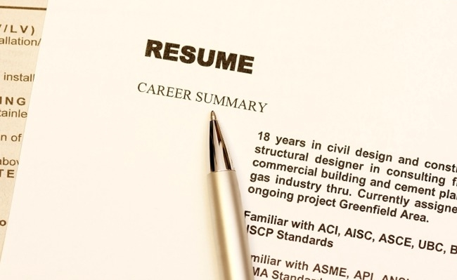 How to make a video resume