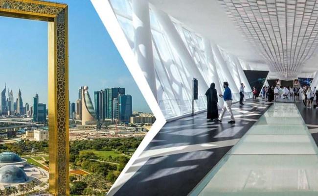 Dubai Frame Tickets The Dubai Frame Tour Book Online