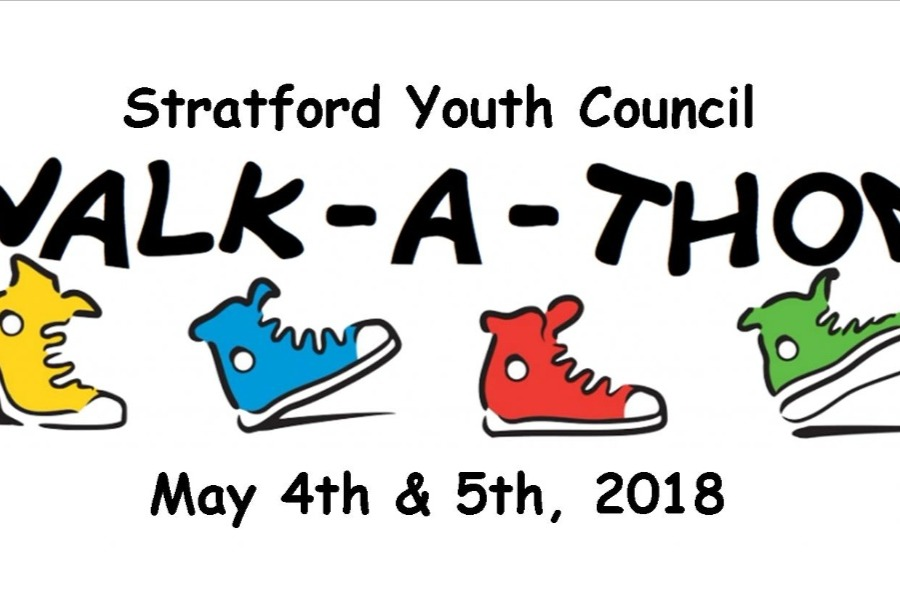 Fundraiser by Stratford YouthCentre  Stratford Youth Council Walkathon