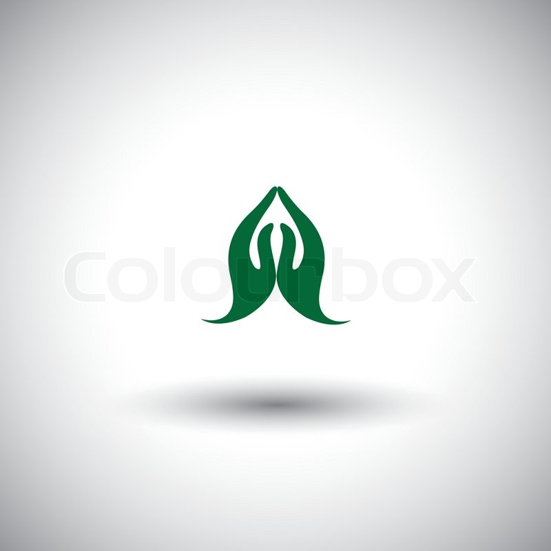 Indian Culture Wallpaper Hd Indian Womans Hand Greeting Posture Of Namaste Vector