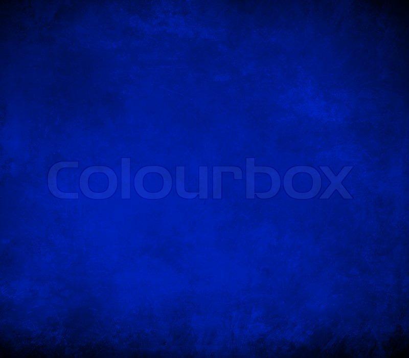 Royal blue background black border, cool blue color background book - black border background