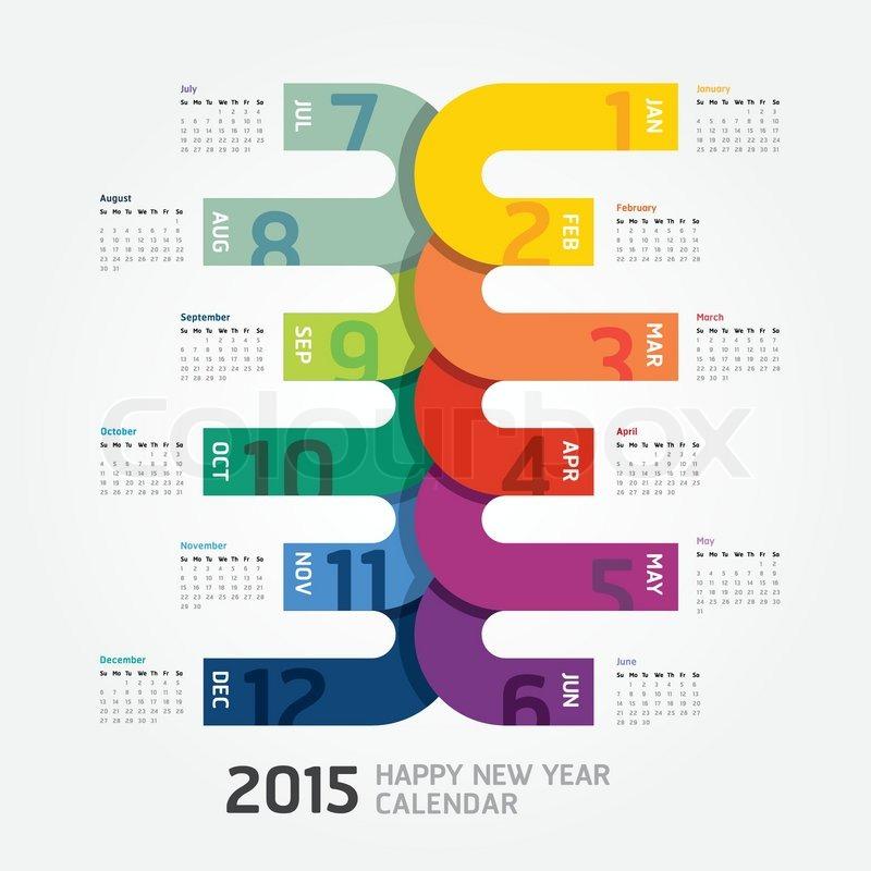 Full Year Calendar Template Yearly 2015 2013 Asusdriversinfo