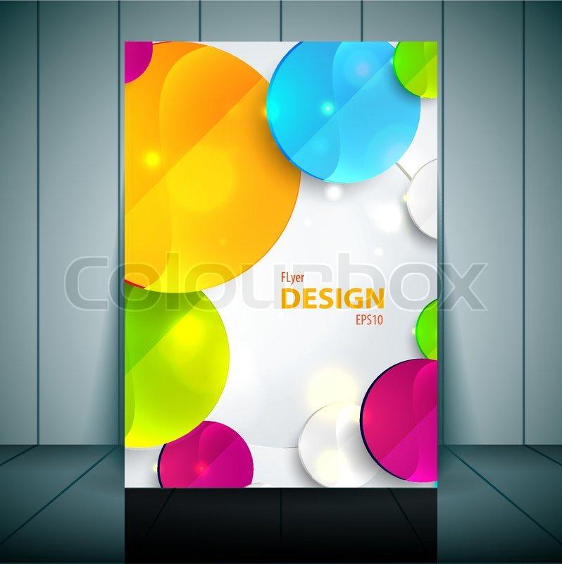 flyers design background - Maggilocustdesign