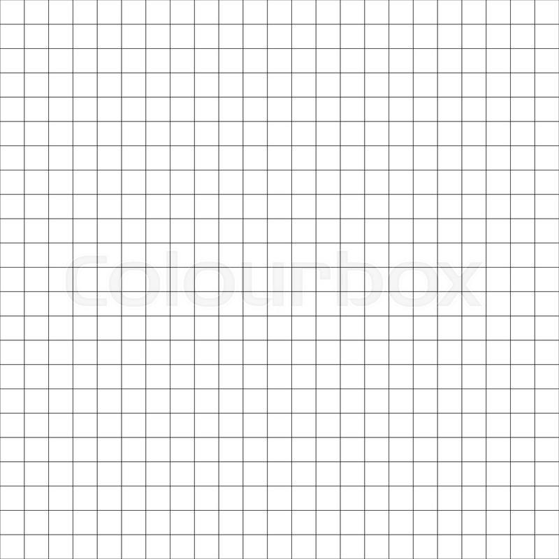 Grid, mesh, graph paper (millimeter paper) background Repeatable