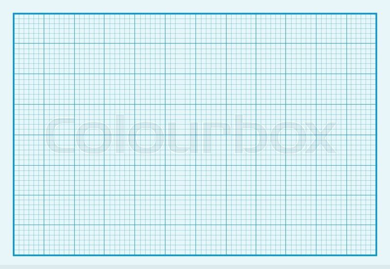 Graph paper background design flat Graph and paper, graph paper