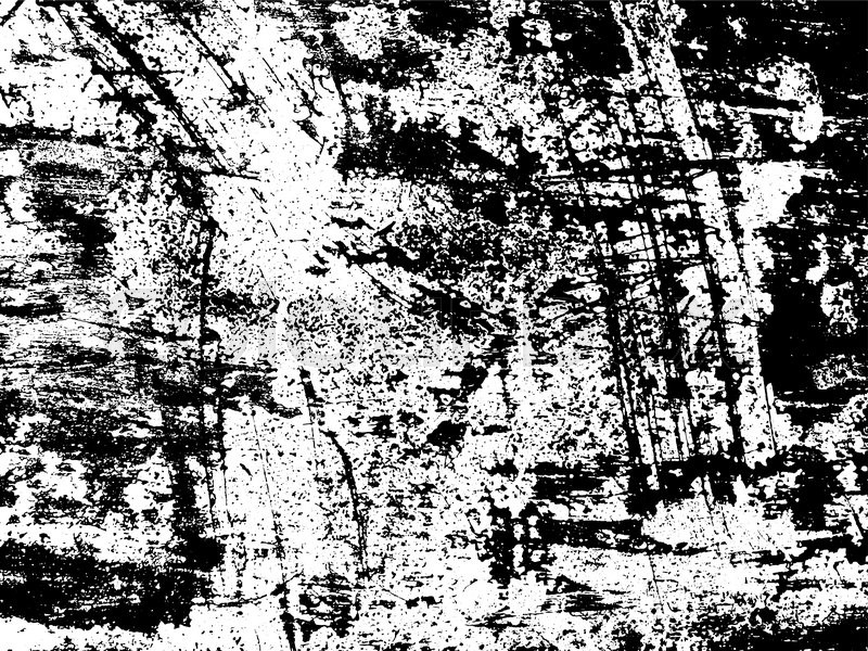 Scratched Texture Overlay Distressed Texture Black And